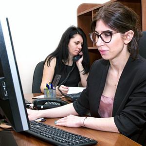 ведение кадрового учёта и расчёт зарплаты